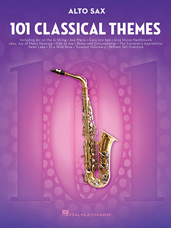 101 Classical Themes Cover