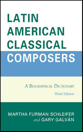 Latin American Classical Composers