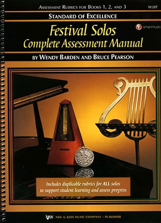 Festival Solos Complete Assessment Manual Cover