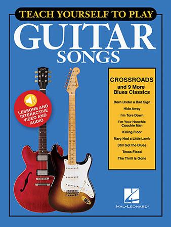 Teach Yourself to Play Guitar : Crossroads