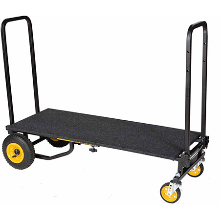 Rock-n-Roller Multi-Cart Solid Deck