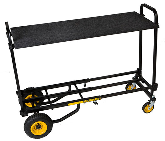 Rock-n-Roller Multi-Cart Shelf No Handles