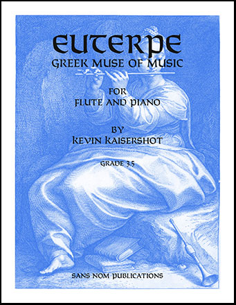 Euterpe: Greek Muse of Music Cover