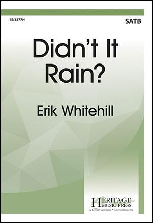 Didn't It Rain?