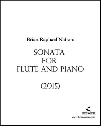 Sonata for Flute & Piano