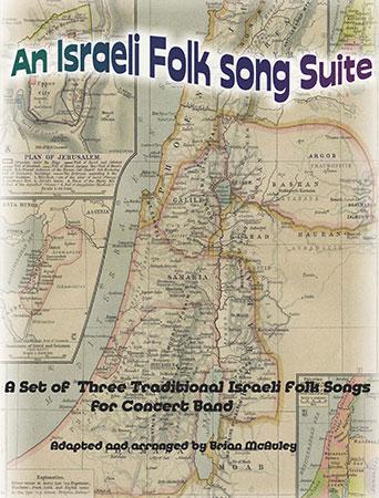 An Israeli Folk Suite