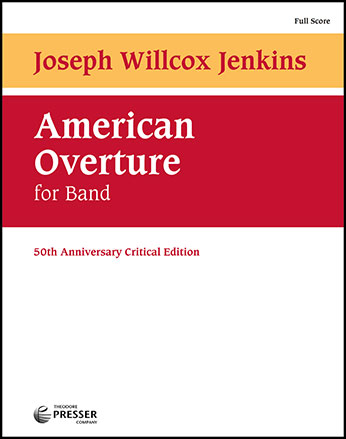 American Overture for Band Cover