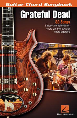Grateful Dead Guitar Chord Songbook