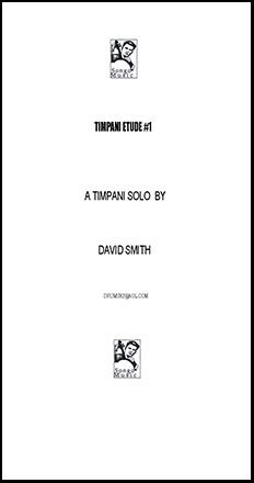 Timpani Etude #1
