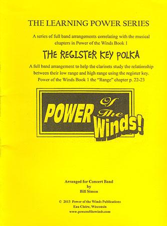 The Register Key Polka