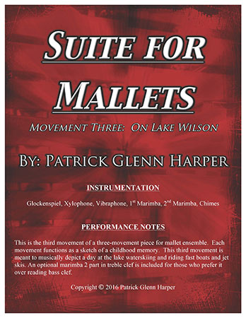 Suite for Mallets - Movement Three