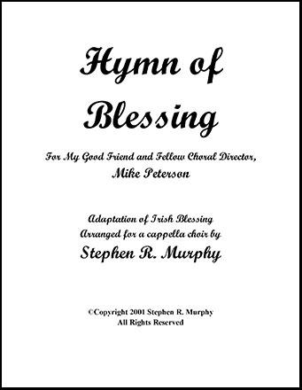 Hymn of Blessing