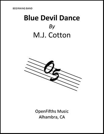 Blue Devil Dance