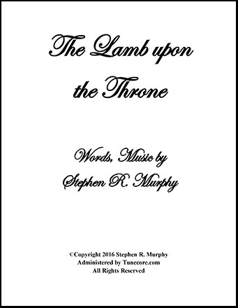 The Lamb upon the Throne