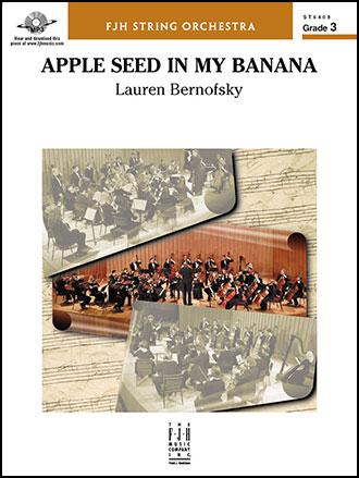 Apple Seed in My Banana