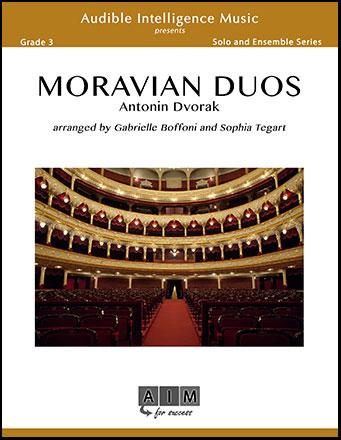 Moravian Duos, Op. 32