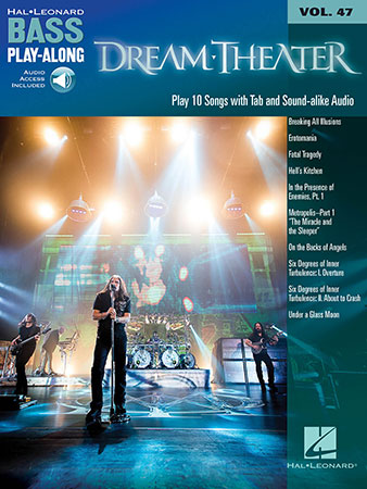 Bass Play Along, Vol. 47: Dream Theater
