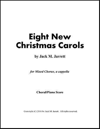 Eight New Christmas Carols