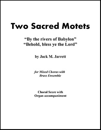 Two Sacred Motets