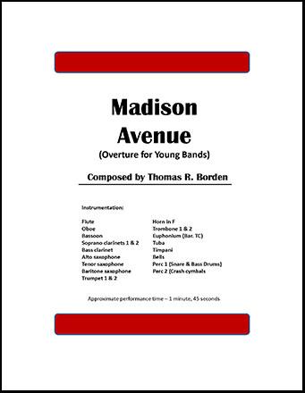 Madison Avenue Thumbnail