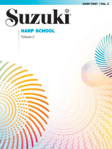 Suzuki Harp School, Vol. 2