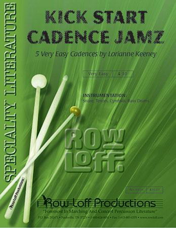 Kick Start Cadence Jamz