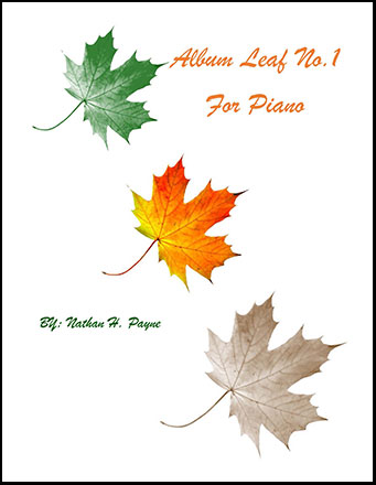 Album Leaf No.1