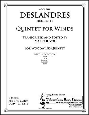 Quintet for Winds