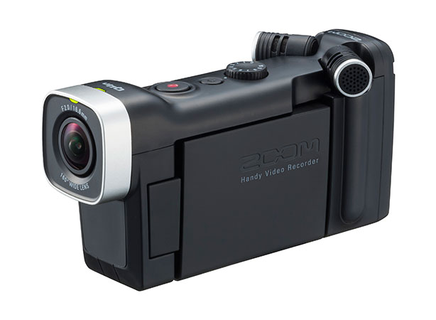 Q4n Handy Video Recorder Cover
