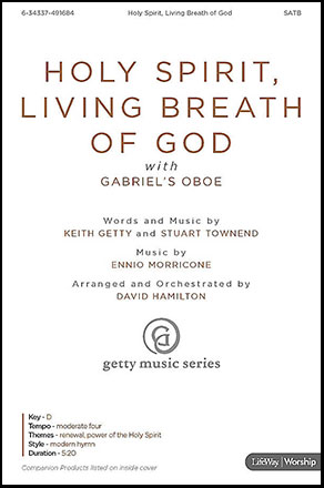 Holy Spirit, Living Breath of God with Gabriel's Oboe