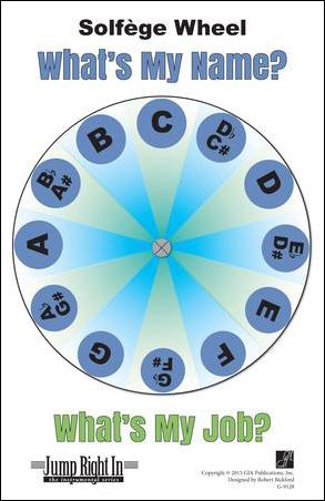 Solfege Wheel