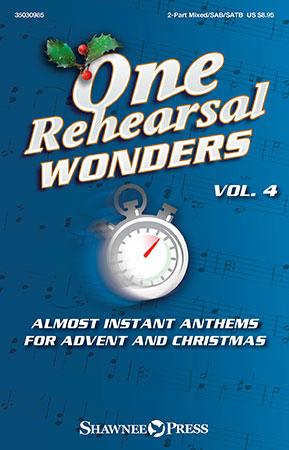 One Rehearsal Wonders, Vol. 4