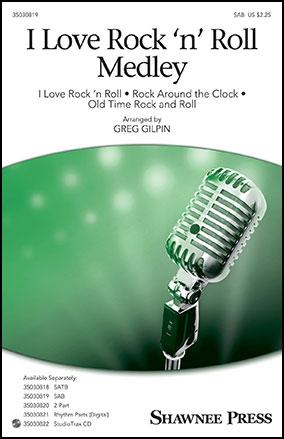 I Love Rock 'n' Roll Medley Cover