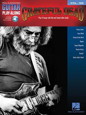Guitar Play-Along. Vol. 186: Grateful Dead