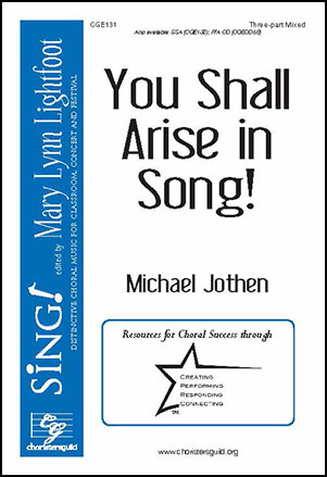 You Shall Arise in Song!