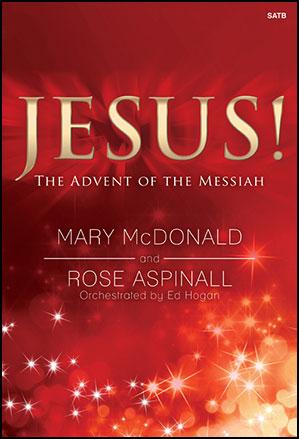 Jesus! Cover