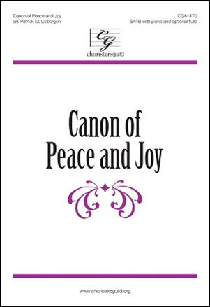 Canon of Peace and Joy