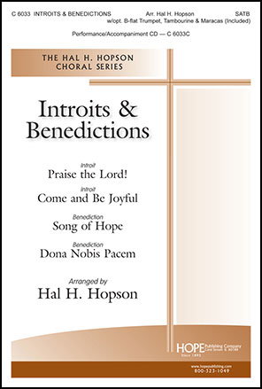 Introits, Amens and Responses for Adult Choir | Sheet music at JW Pepper