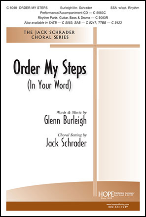 Order My Steps Thumbnail