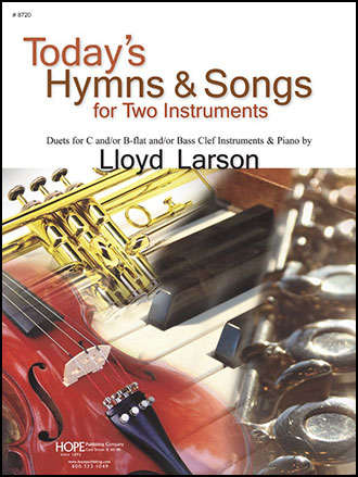 Today's Hymns & Songs for Two Instuments