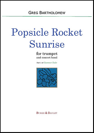Popsicle Rocket Sunrise