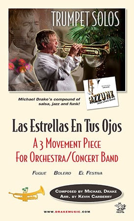 Las Estrellas En Tus Ojos / Orchestra/Concert Band