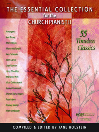 The Essential Collection for the Church Pianist, Vol. 2