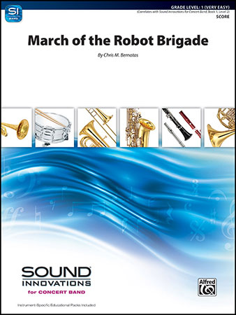 March of the Robot Brigade Thumbnail