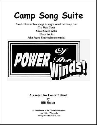 Camp Song Suite