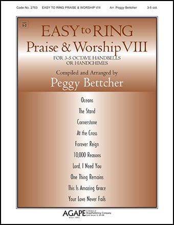 Easy to Ring Praise and Worship VIII