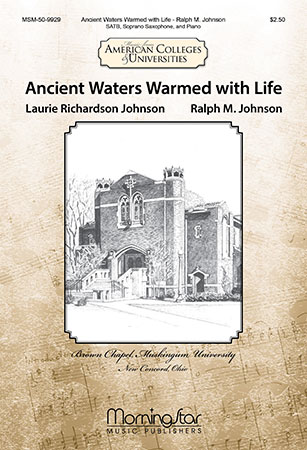 Ancient Waters Warmed with Life