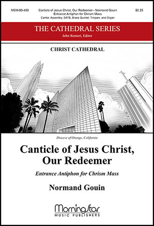 Canticle of Jesus Christ Our Redeemer