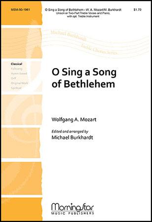 O Sing a Song of Bethlehem