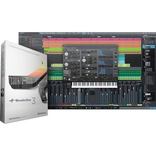 Studio One 3 Artist Digital Audio Workstation